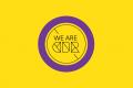 """""""We Are CBR"""" logo"""