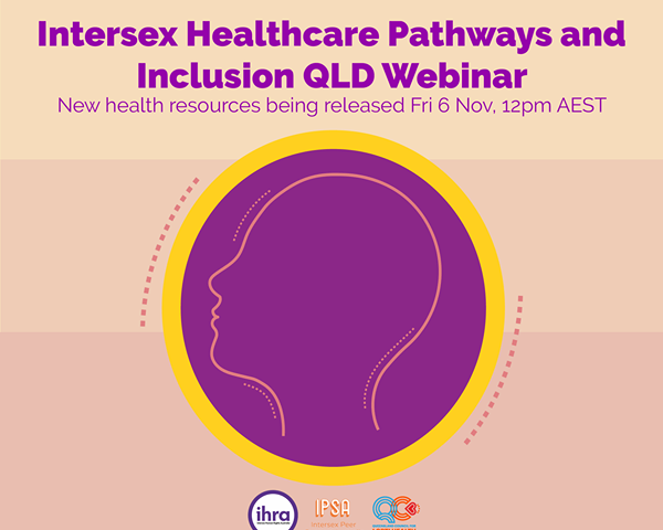 Intersex healthcare pathways